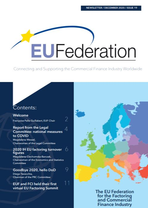 EUF Autumn 2020 Newsletter