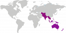 South and South East Asia