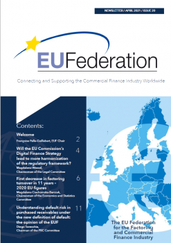 cover EUF newsletter Spring 2021